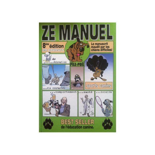Ze Manuel education chien